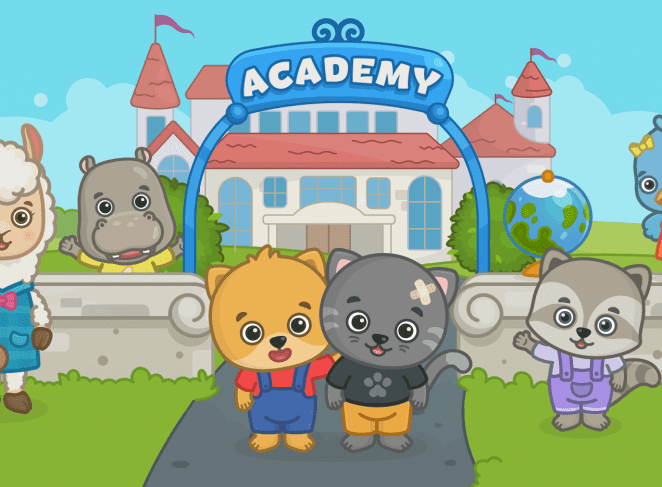 Introducing the Academy