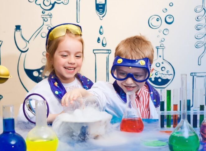 6 Science Experiments for Kids. They Will Love it!