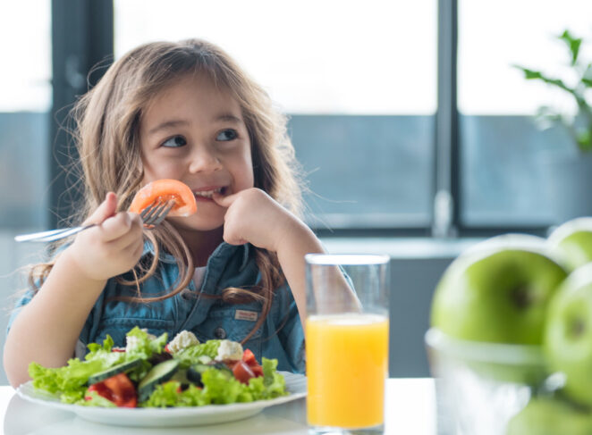 Surprising Facts About Kids' Nutrition You Won't Believe