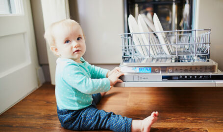 Babyproofing in House